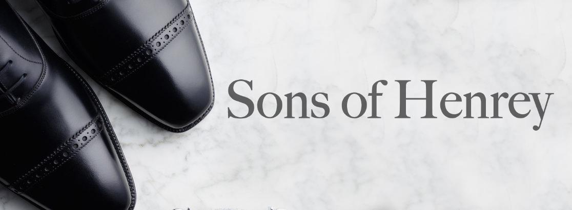 Image result for sons of henrey logo