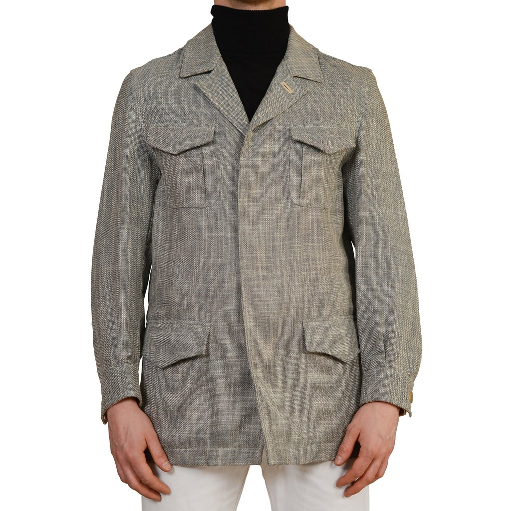 10D_AVENZA_BANDERAS_Gray_Wool_Silk_Linen_Field_Jacket_w._Leather_Trims_50_NEW_M_1024x1024.jpg