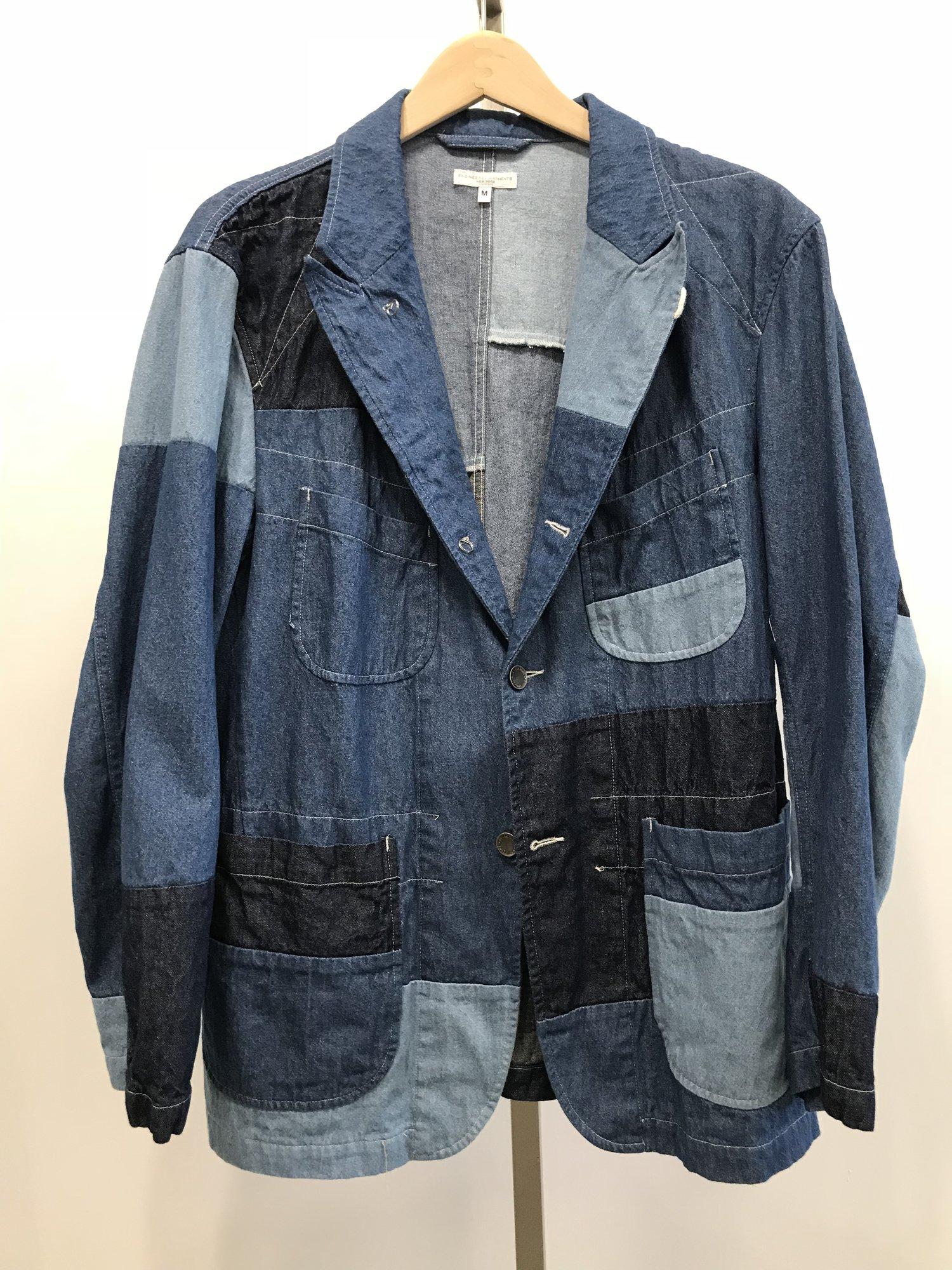 19SD005 Bedford Jacket CT015 Indigo Washed 8oz Denim.JPG
