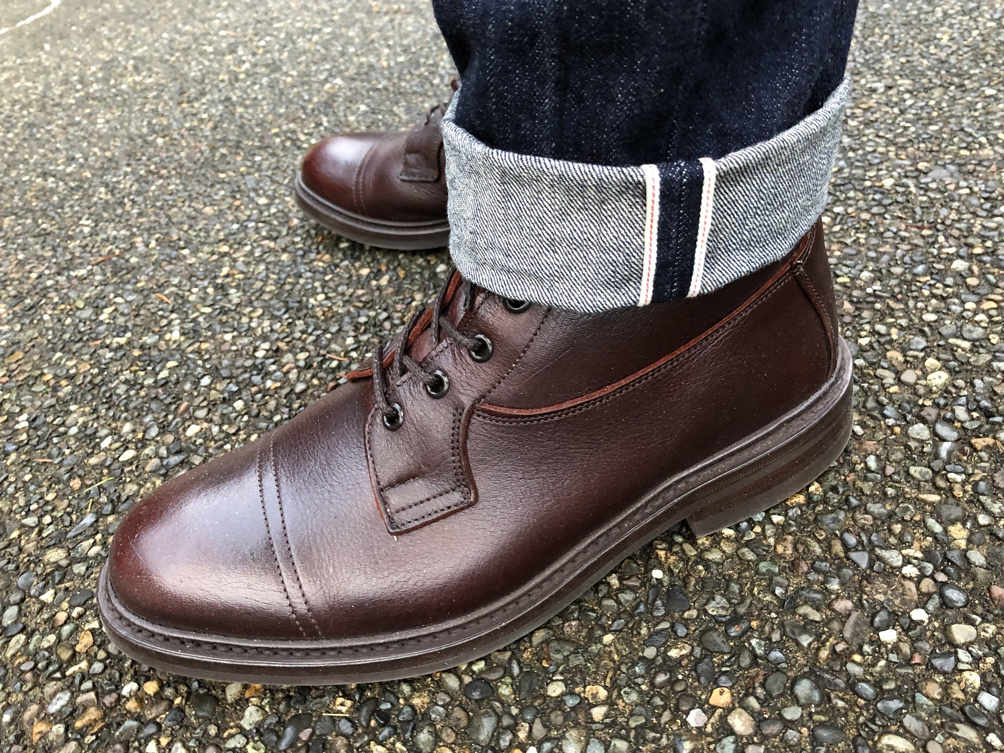 John Elliott Black Trickers Edition Chelsea Boots y1wxICln