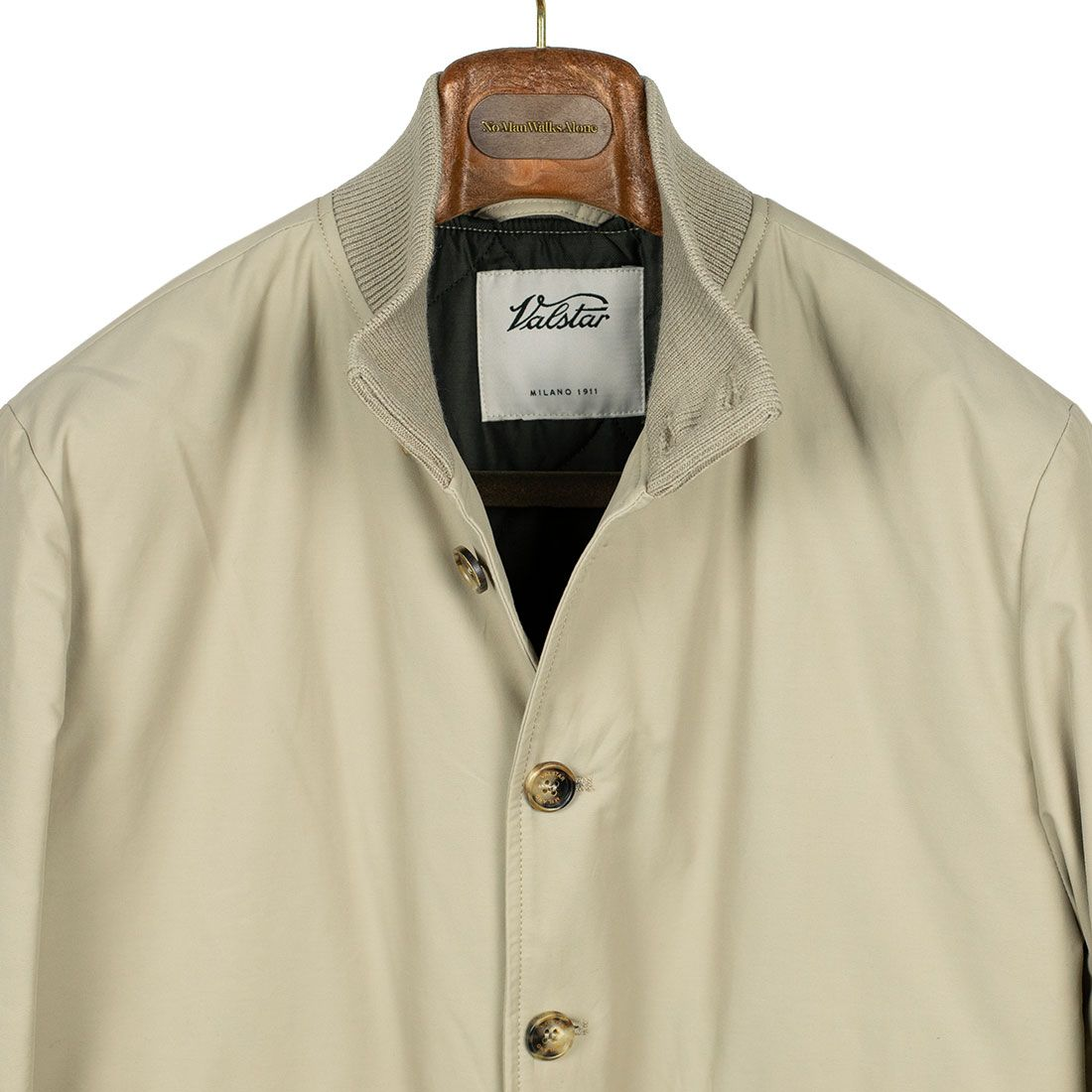 20201124 NMWA Valstar Beige cotton nylon light-filled Valstarino jacket 09.jpg