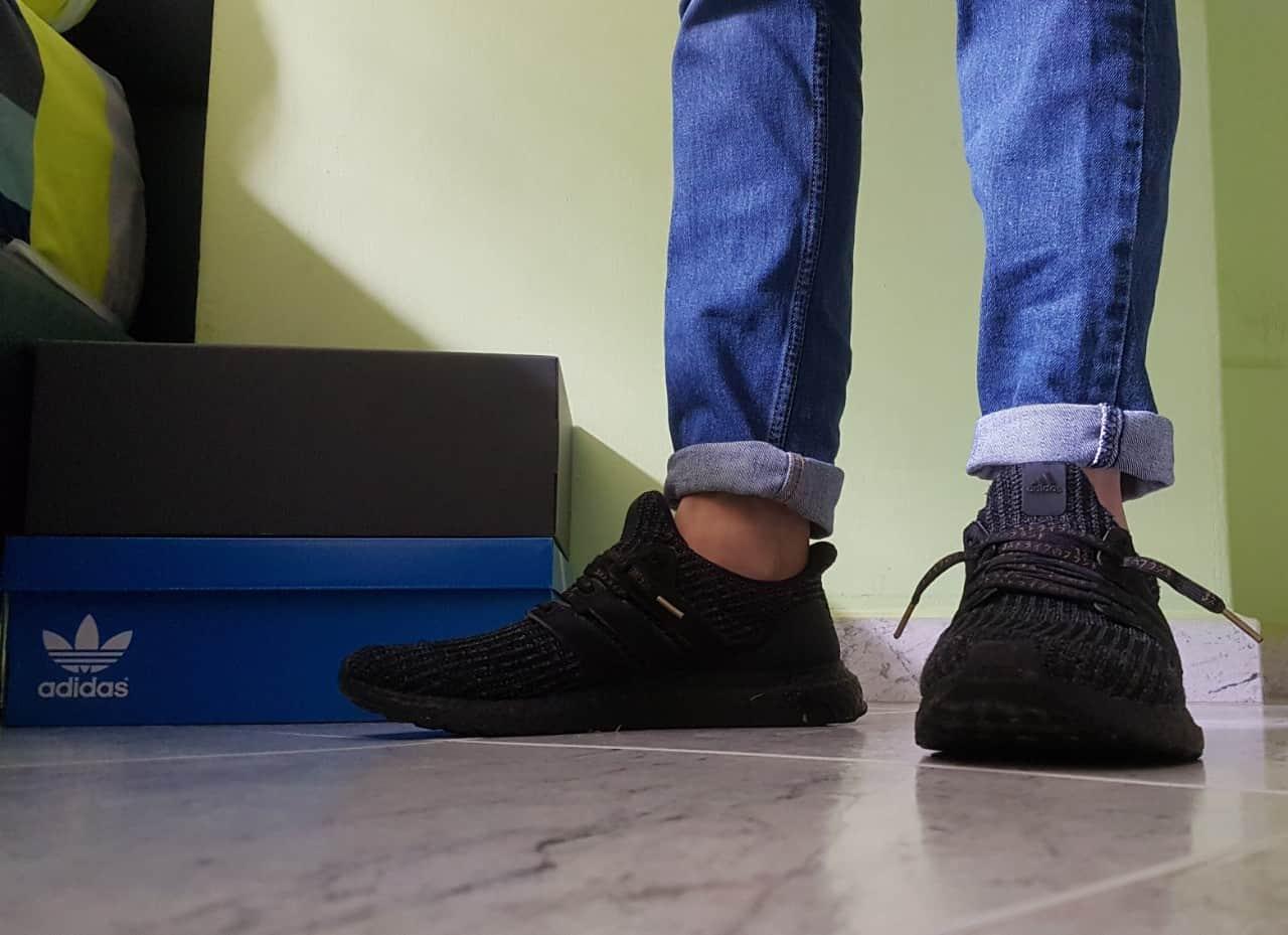 Adidas Ultra Boost 4.0 Triple Black On-feet.jpg