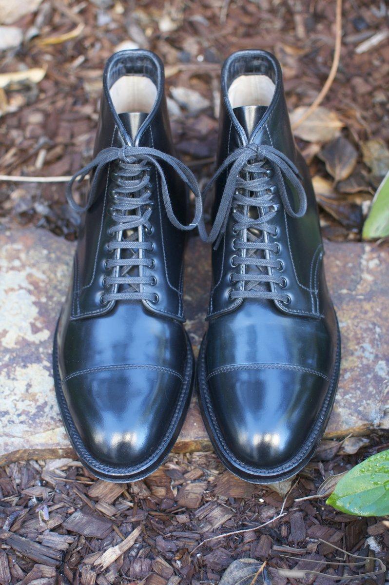 Alden Black Shell Cordovan CT Boots - 2021-04-07 - 4.jpg