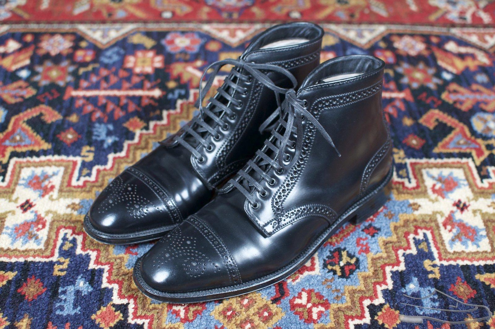 Alden Black Shell Cordovan MCT Boot - 2021-04-13 - 1.jpg