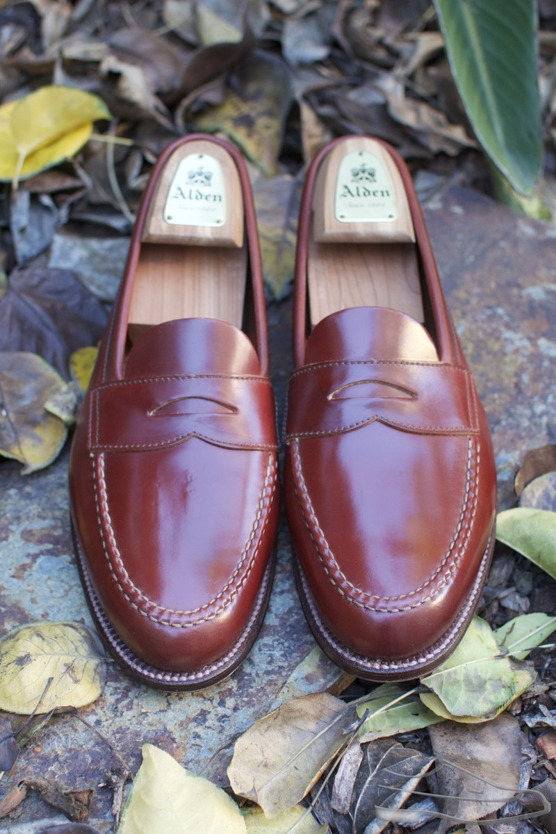 Alden Color #2 Unlined Shell Cordovan LHS - 2020-11-29 - 4.jpg