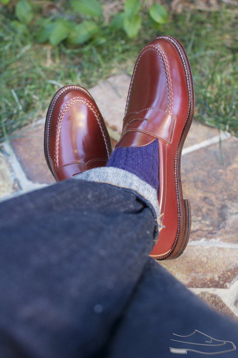 Alden Color #2 Unlined Shell Cordovan LHS - 2020-11-29 - 6.jpg
