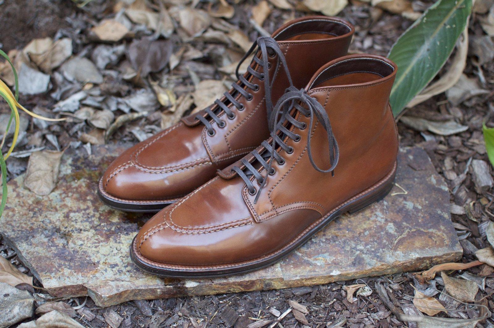 Alden Ravello Shell Cordovan NST Boots - 2020-09-17 - 1.jpg