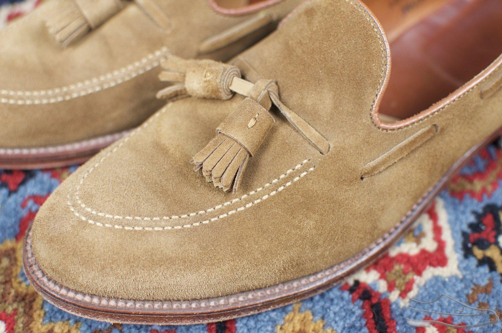 Alden Snuff Suede Tassel Loafers - 2020-09-19 - 2.jpg