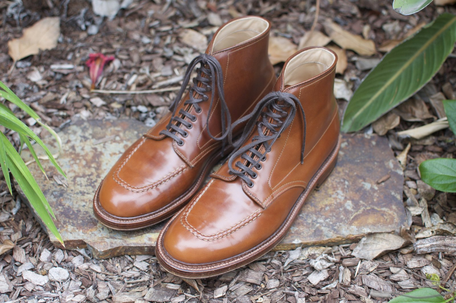 Alden Whiskey Shell Cordovan Indy Boots - 2021-05-13 - 1.jpg