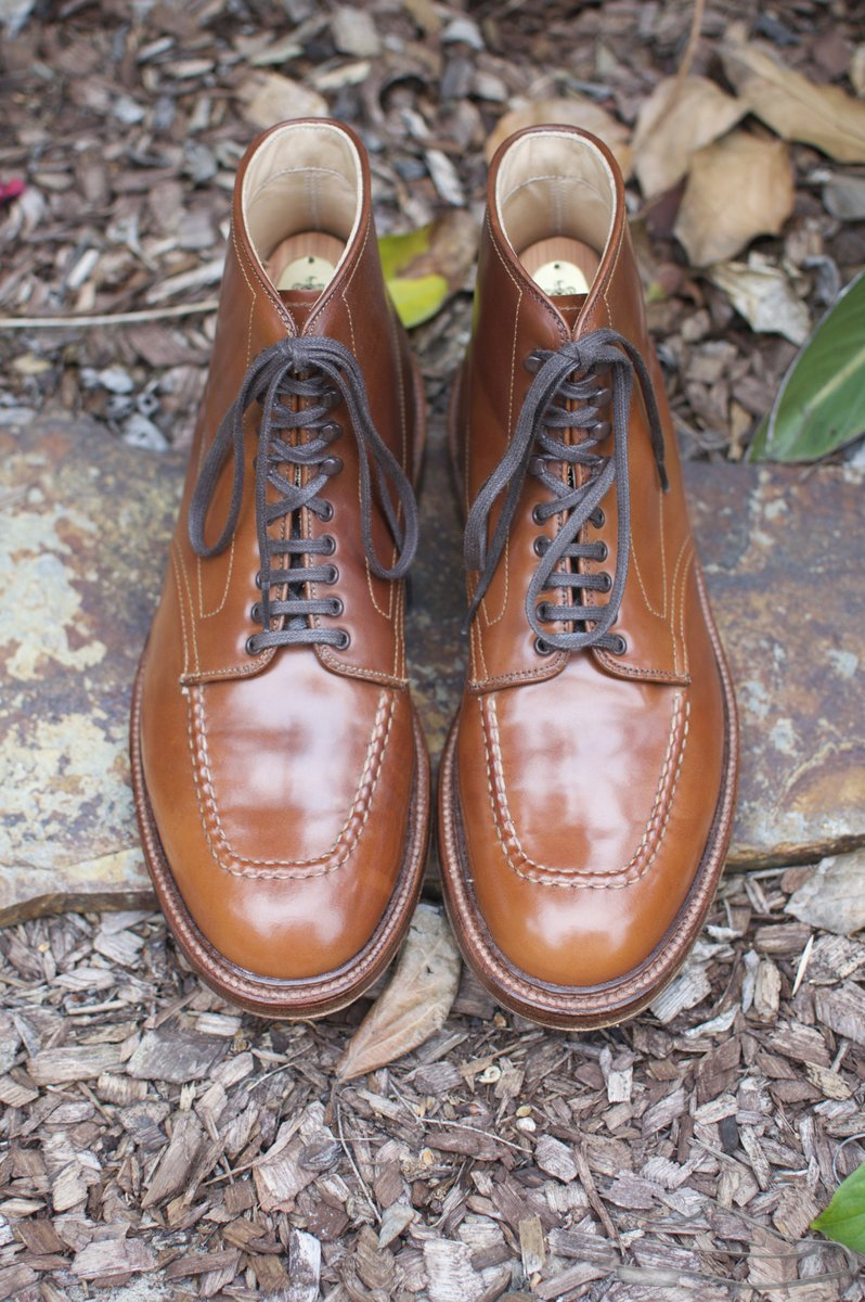 Alden Whiskey Shell Cordovan Indy Boots - 2021-05-13 - 4.jpg