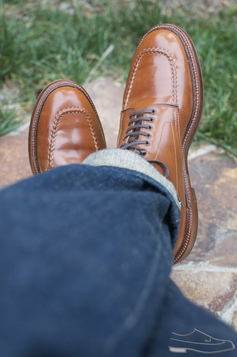 Alden Whiskey Shell Cordovan Indy Boots - 2021-05-13 - 6.jpg