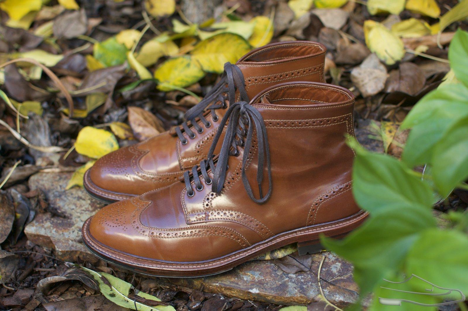 Alden Whiskey Shell Cordovan WT Boots - 2020-11-25 - 2.jpg