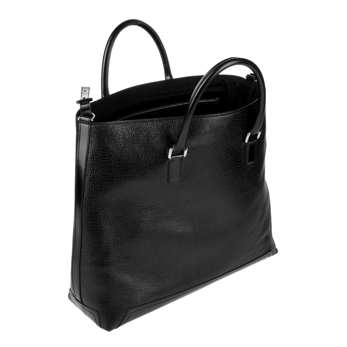 Andrea Incontri textured leather tote bag 2.jpg