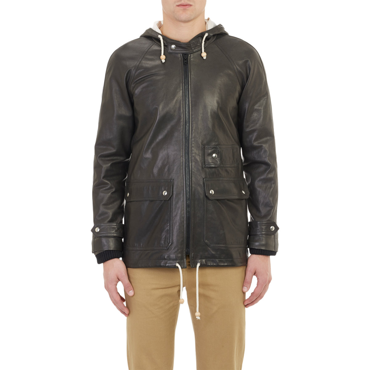 band-of-outsiders-black-leather-hooded-anorak-product-1-043953771-normal.jpeg