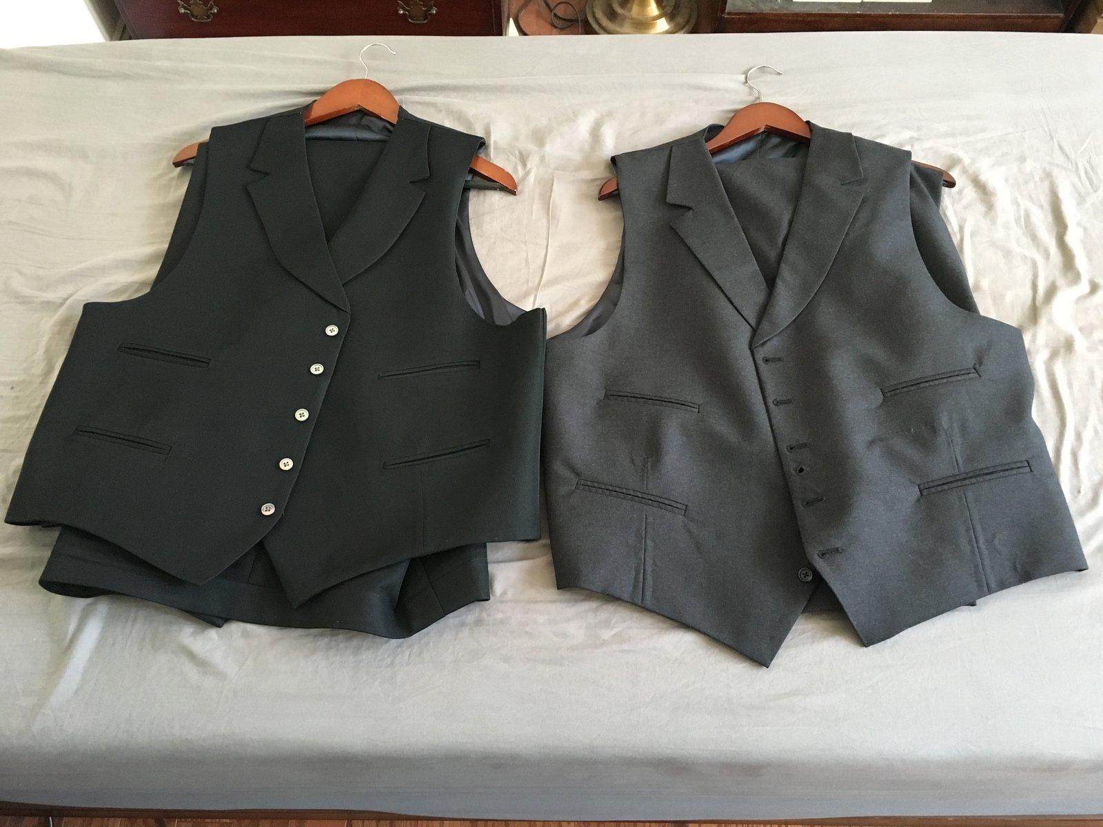 Black and Grey Waistcoats.JPG