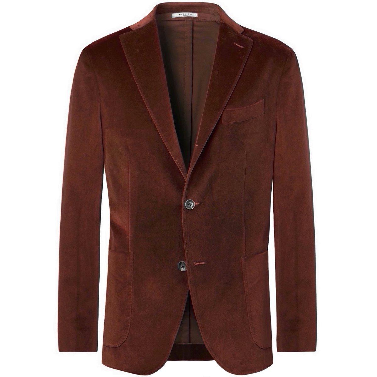 brown Vevet Blazer K-jacket copy.jpg