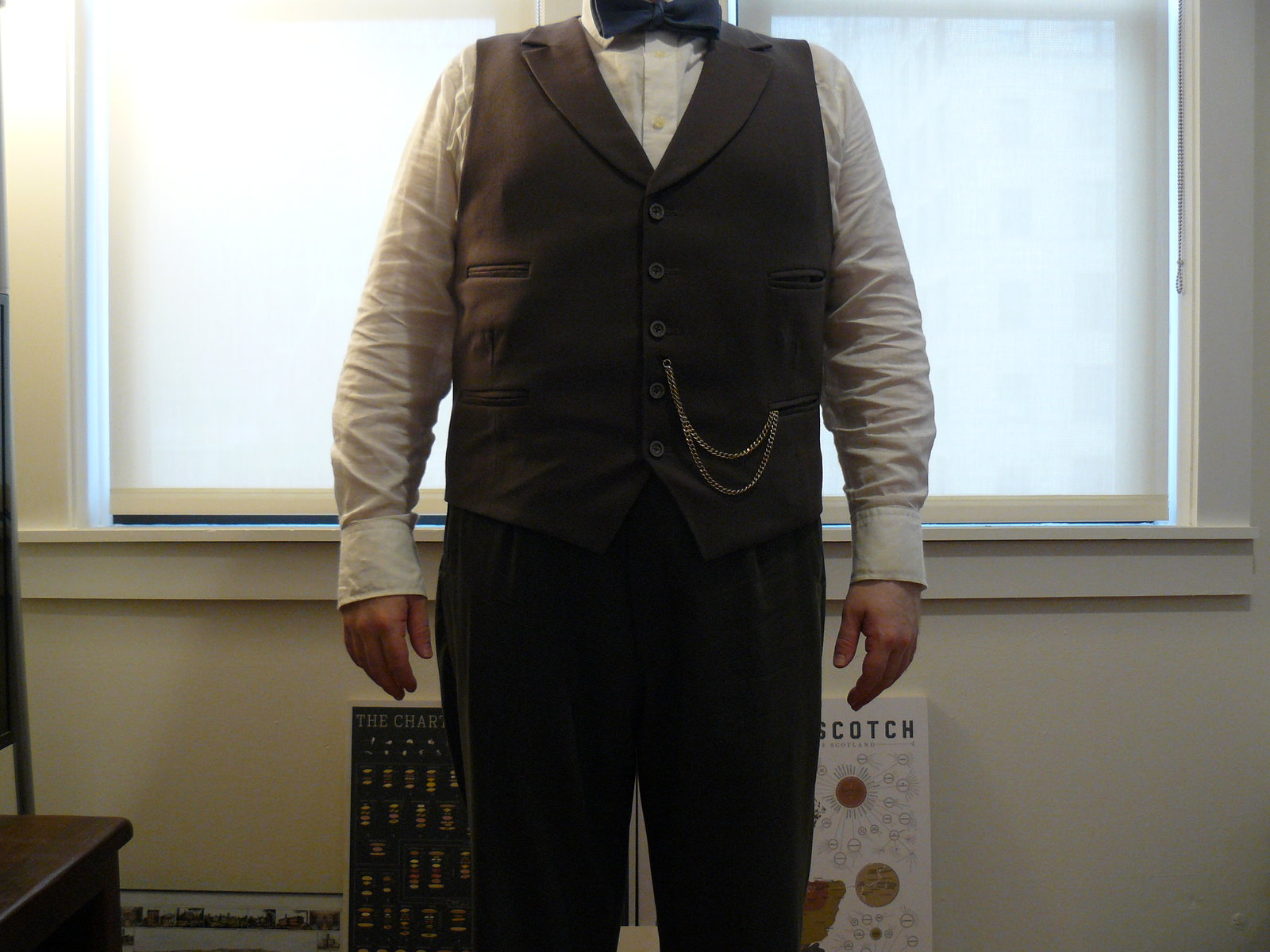 Brown Waistcoat from the Front.JPG