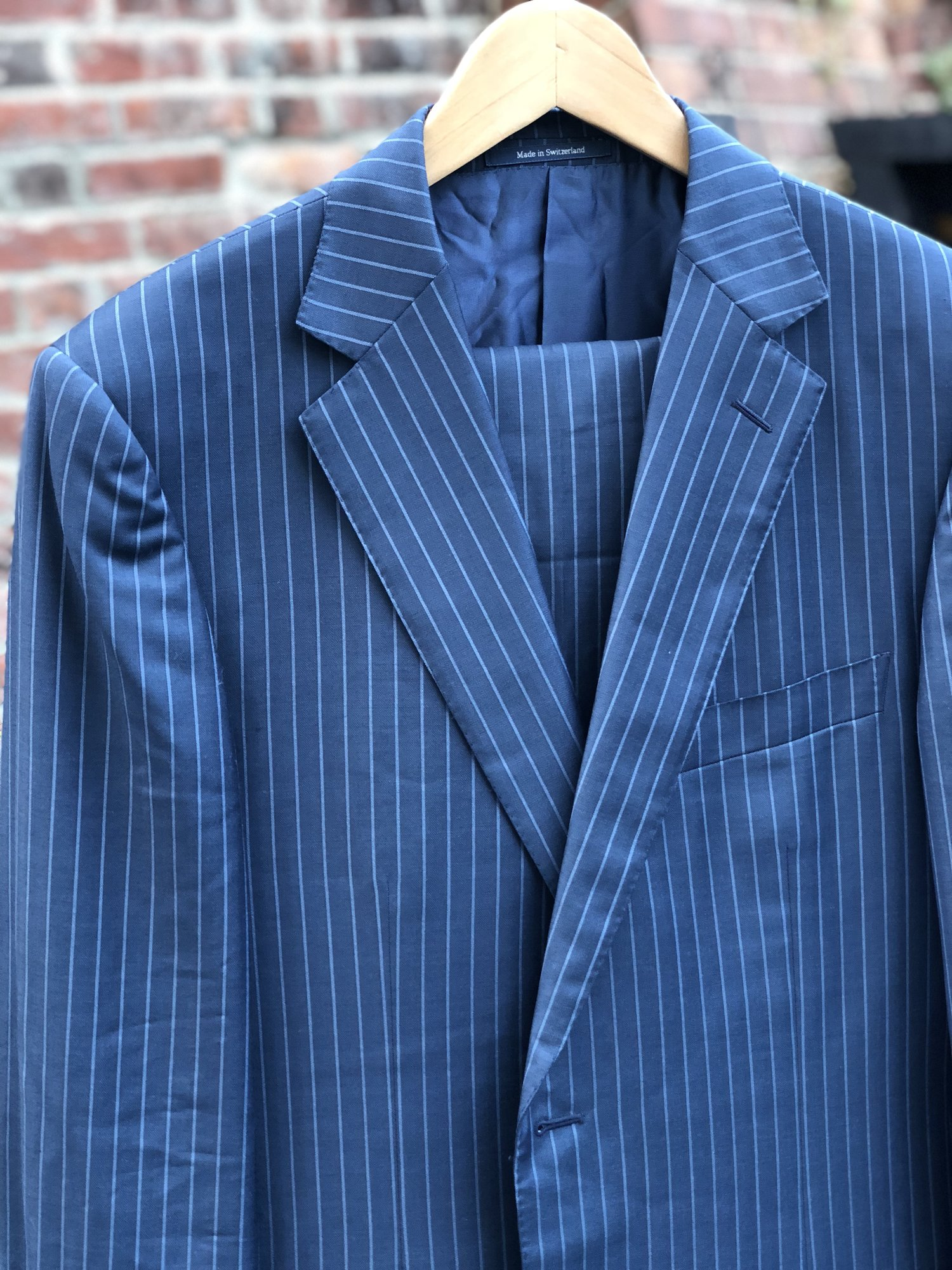 broke in London but need nice suit and dress shirt | Page 2 | Styleforum