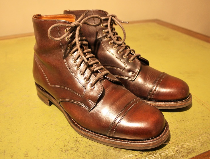 Cheaney Jarrow Chromexcel ChromeXL Patina_forum.jpg