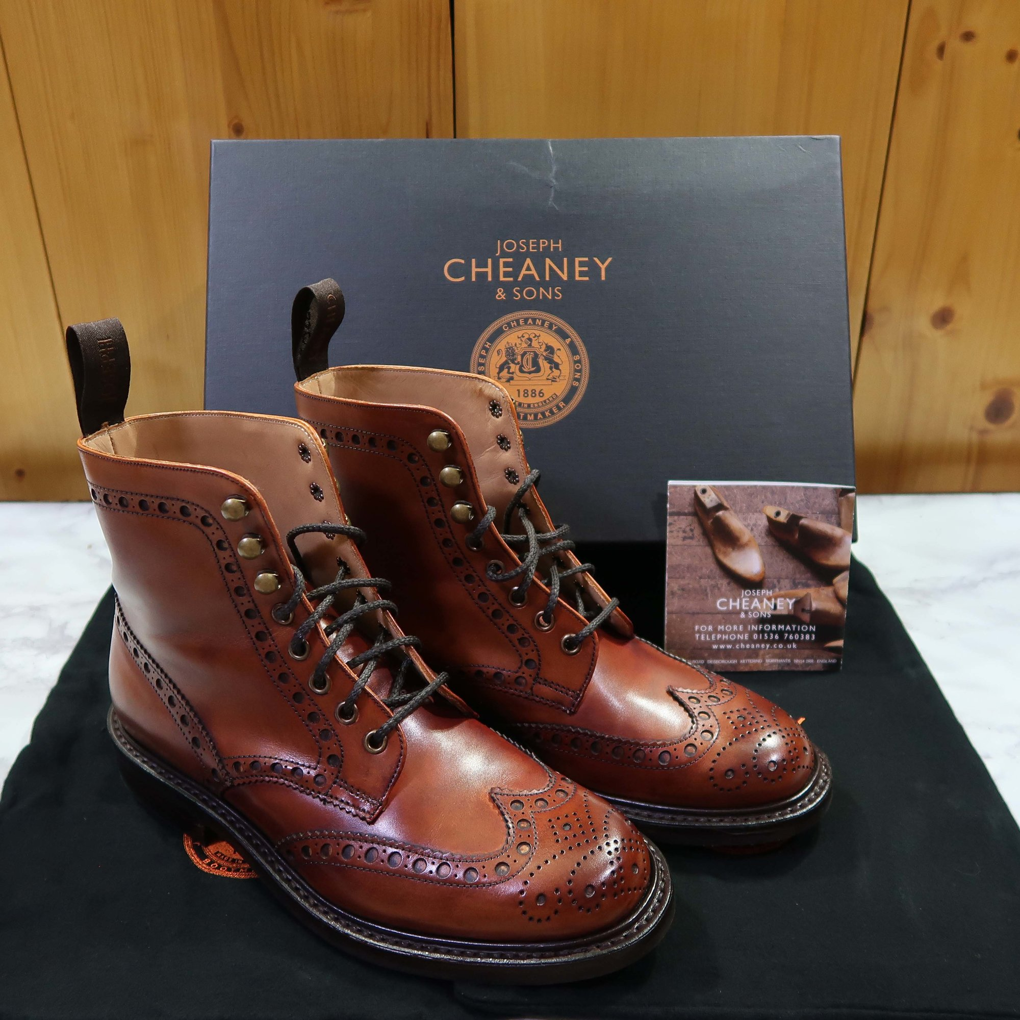 Cheaney Tweed original.JPG