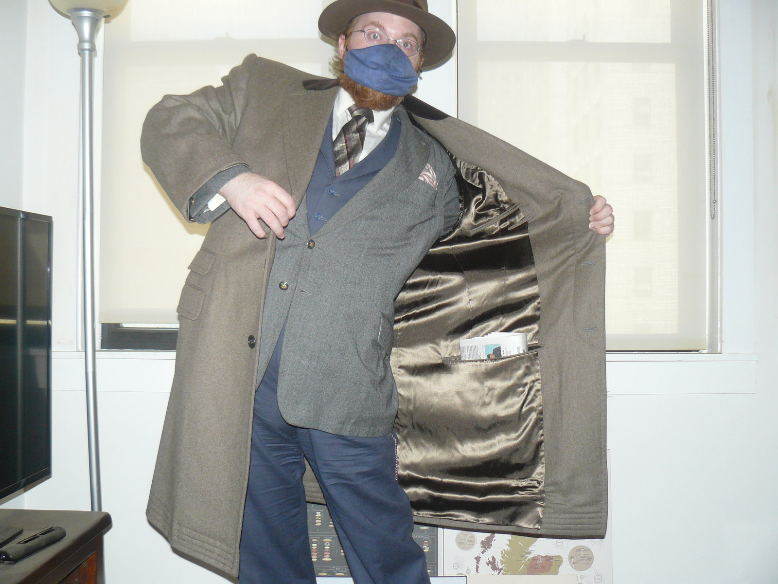 Covert Coat Open Poacher's Pocket.JPG