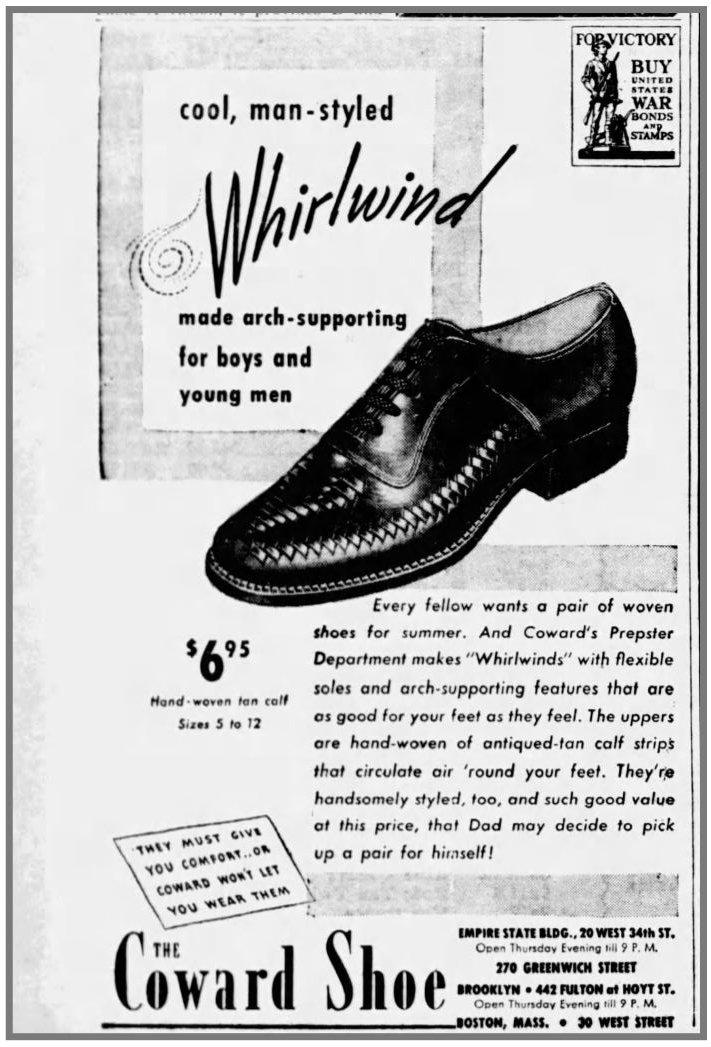 Coward shoe 1942.JPG
