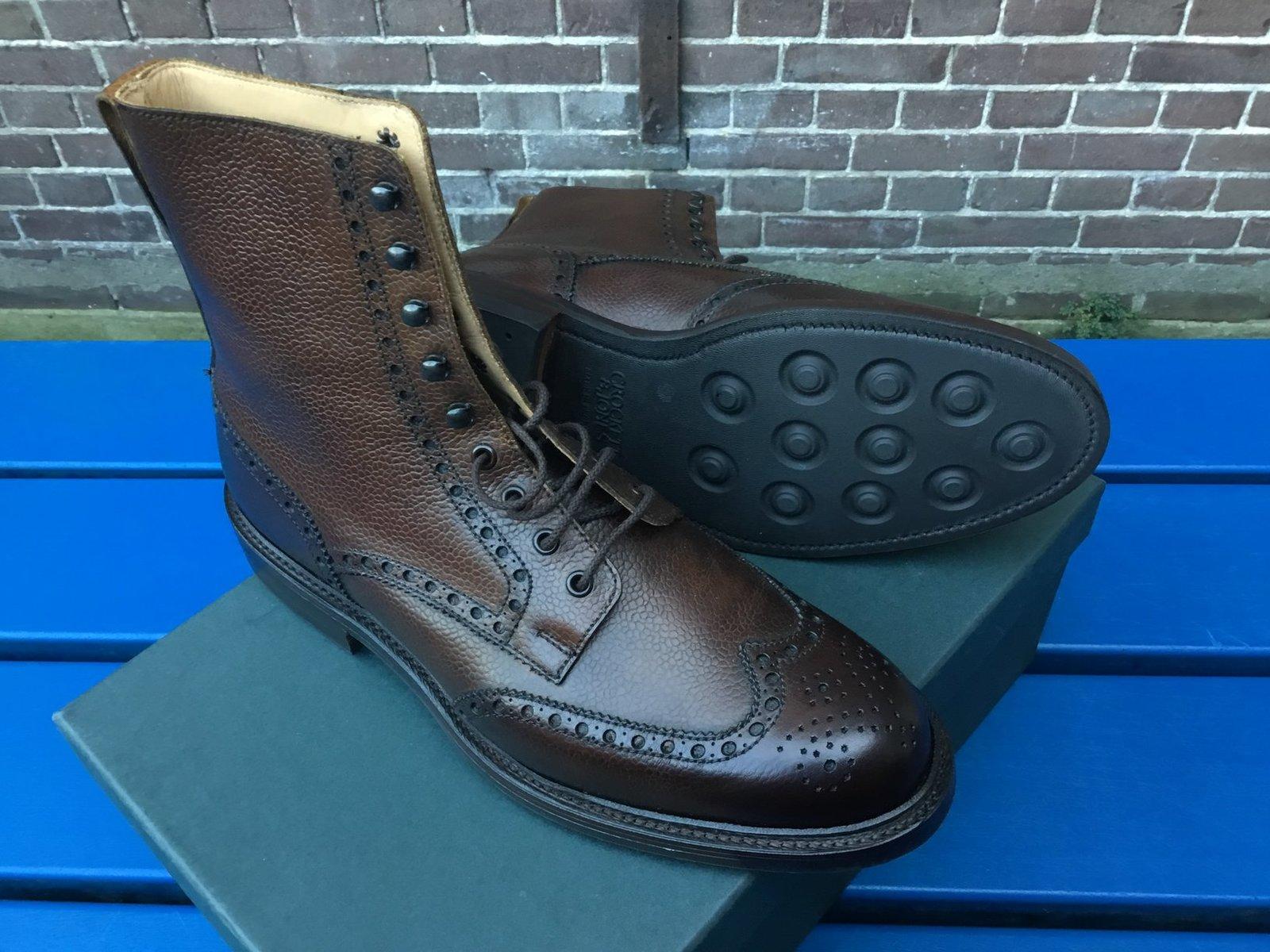 Crockett & Jones Islay Boot Dark Brown Scotch Grain 4.jpg