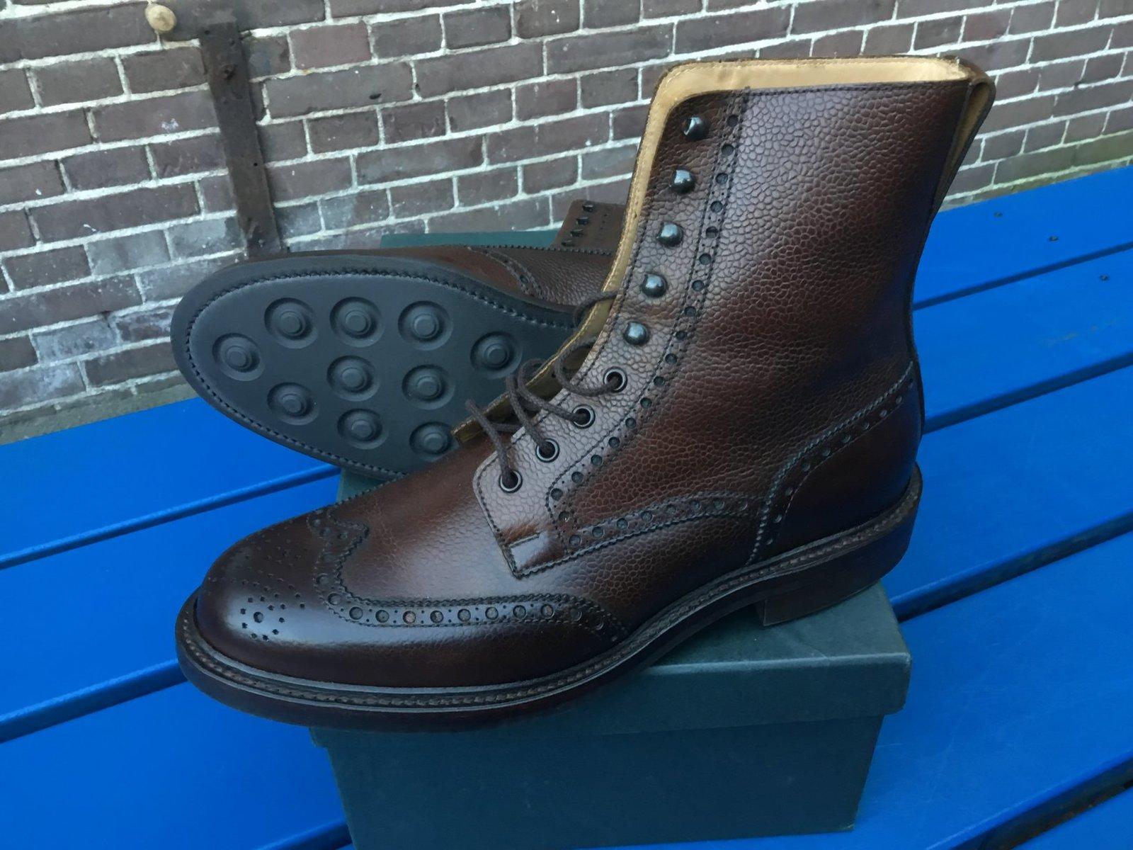 Crockett & Jones Islay Boot Dark Brown Scotch Grain 5.jpg