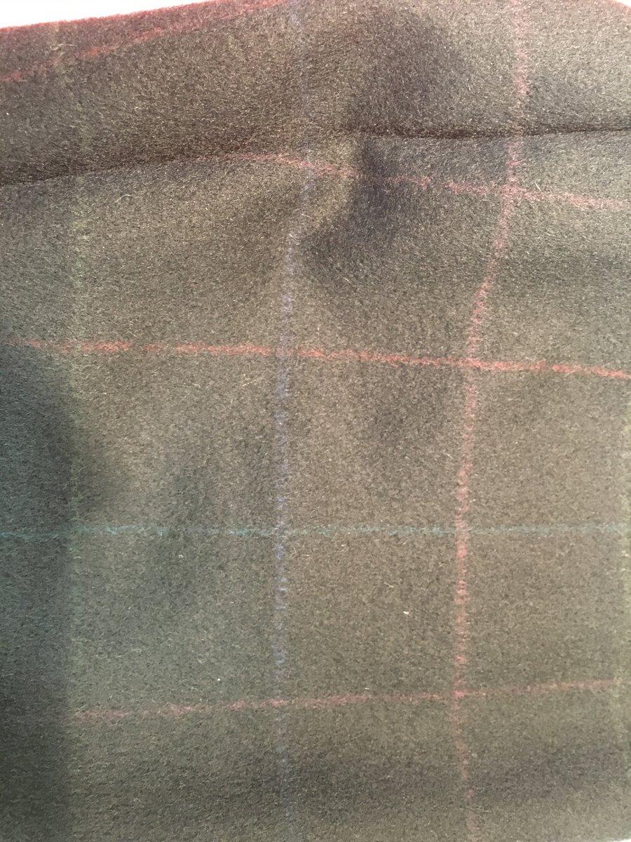 Dark Plaid Jacket Basted Sleeve.JPG