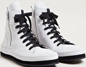 high-top sneakers - White Ann Demeulemeester gCaiQ0