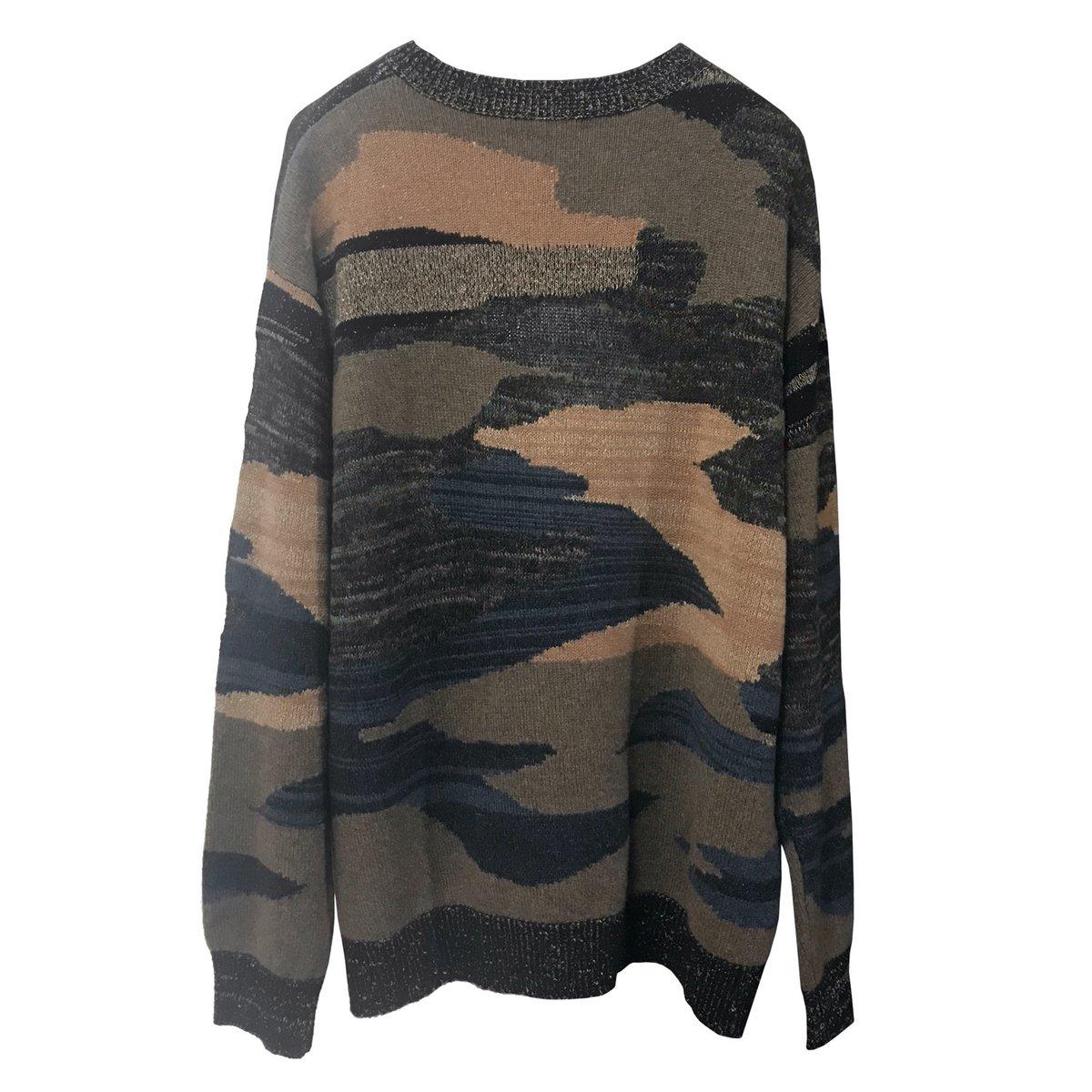 Dries Van Noten Napel Camo Cashmere Sweater b.jpg