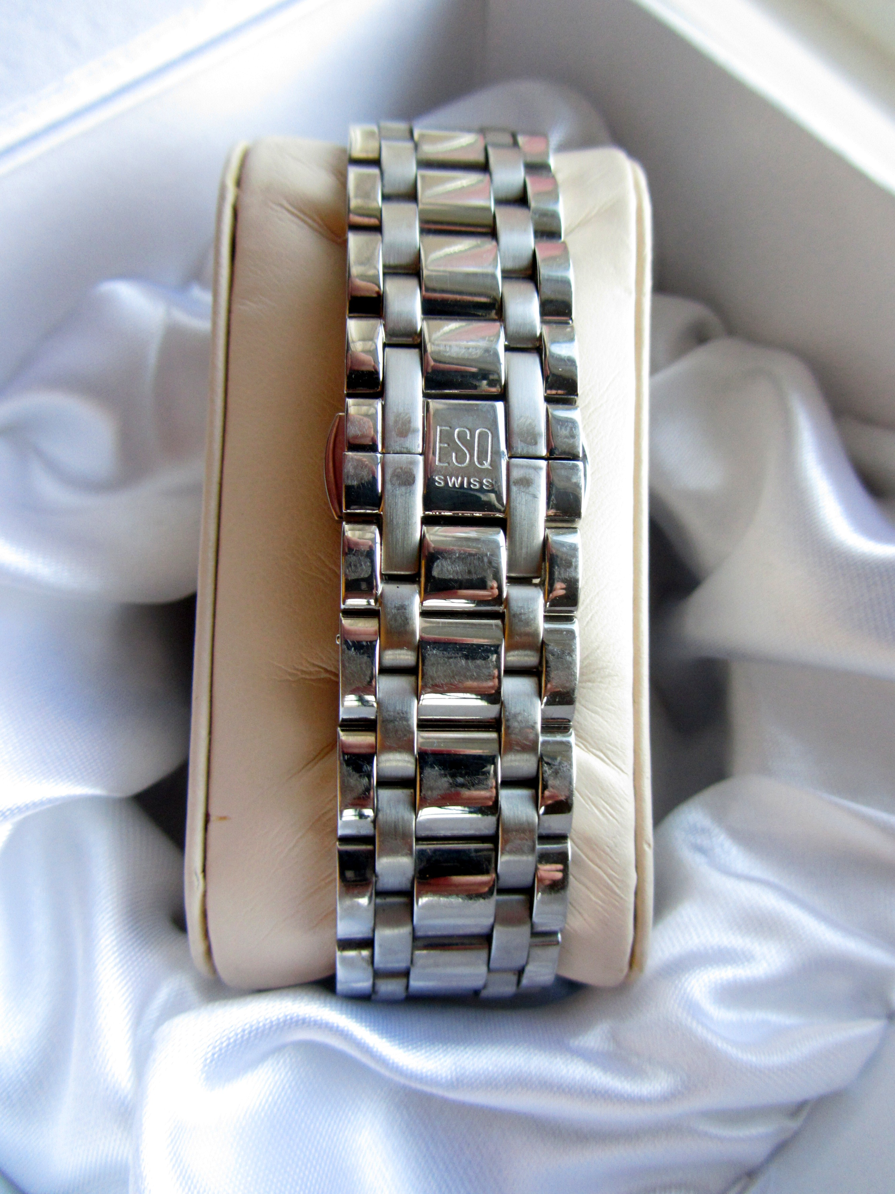 stainless steel swiss movement watches by esq d bahama mint g quartz watch ebay tommy threads movado