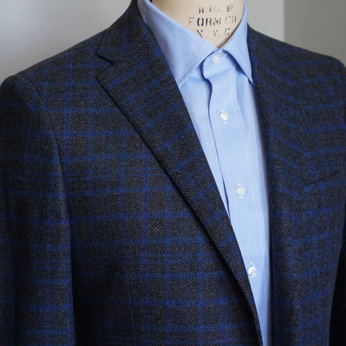 Electric blue flannel.jpg