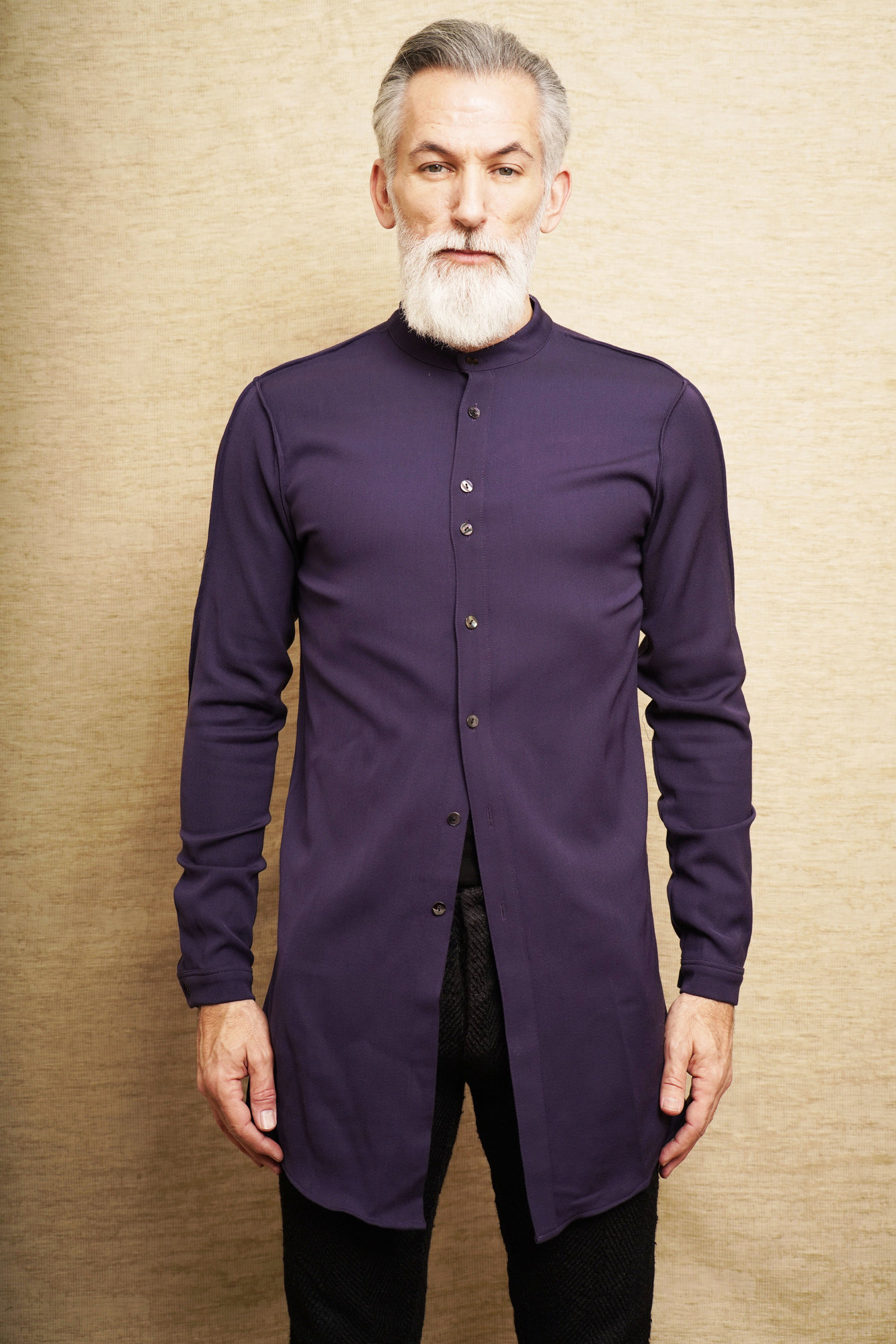 empedocles long shirt - plum_4.JPG