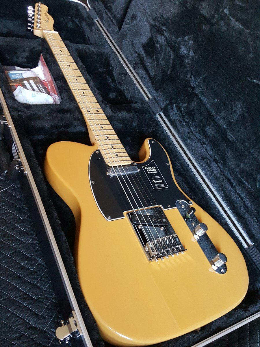 Fender Telecaster - Butterscotch.jpg