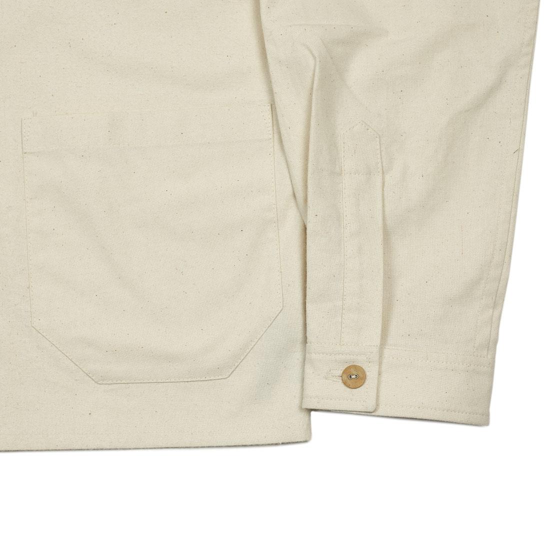 Frank Leder Spring Summer 2021 SS21 Made in Germany deadstock bedlinen shirt jacket (1).jpg