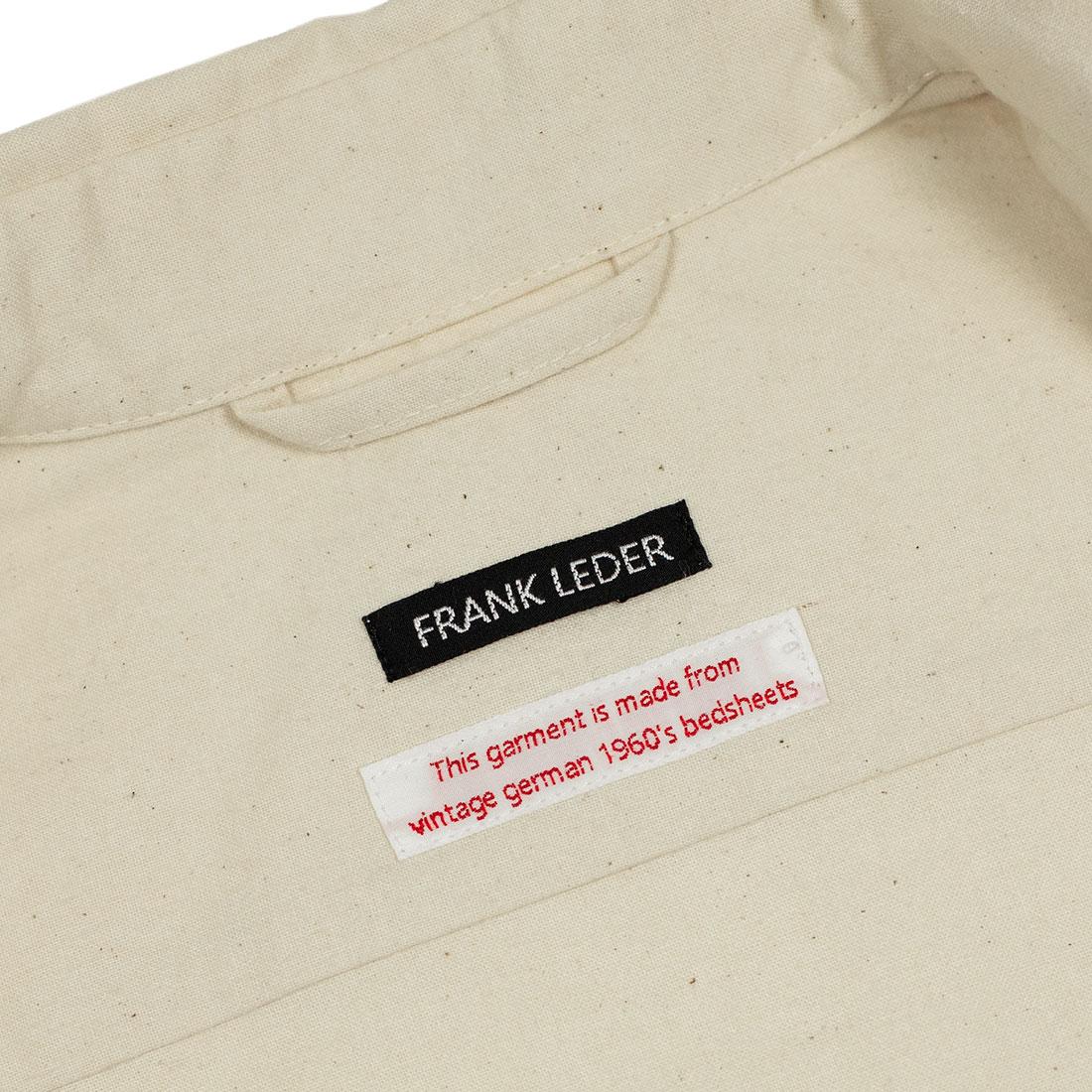 Frank Leder Spring Summer 2021 SS21 Made in Germany deadstock bedlinen shirt jacket (5).jpg