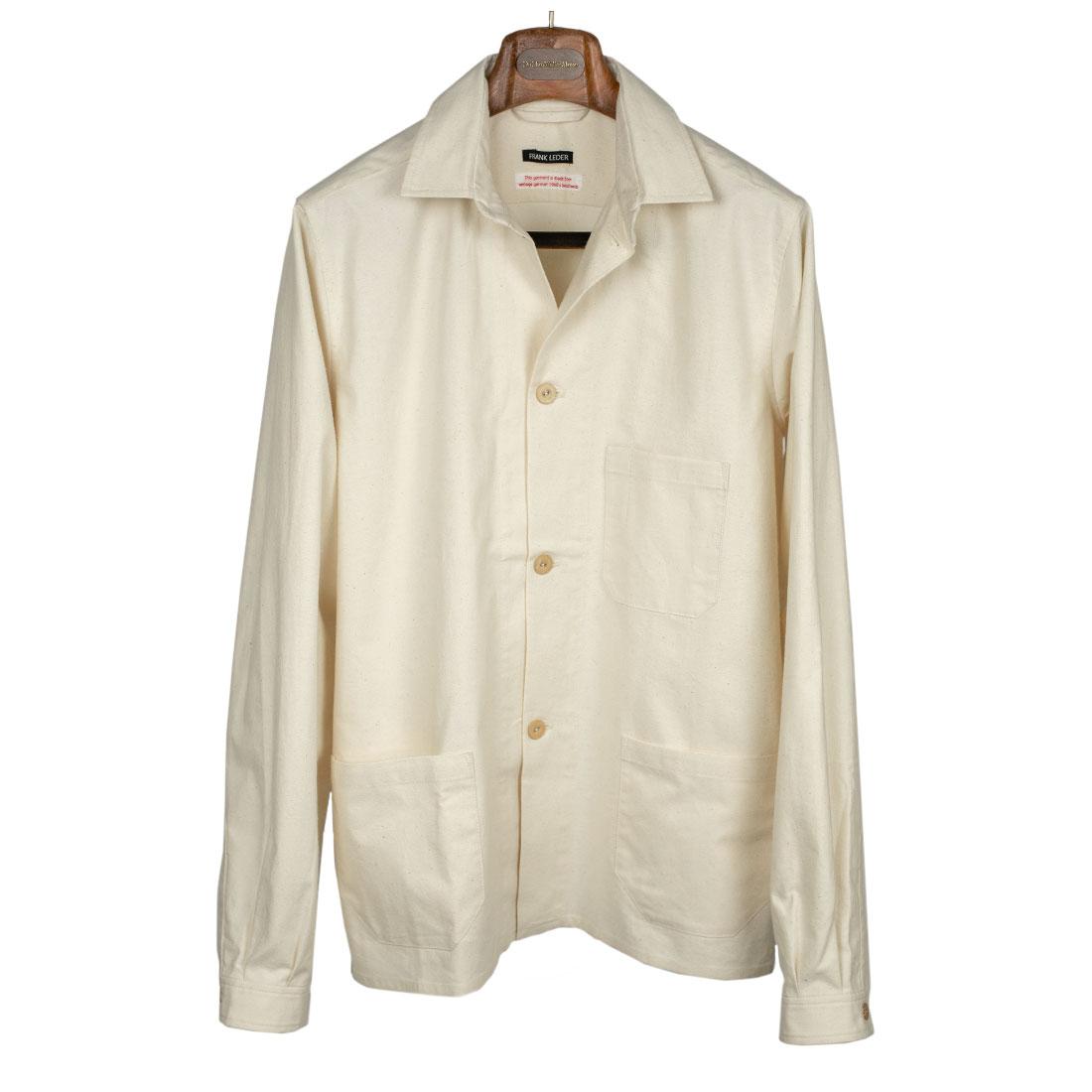 Frank Leder Spring Summer 2021 SS21 Made in Germany deadstock bedlinen shirt jacket (8).jpg