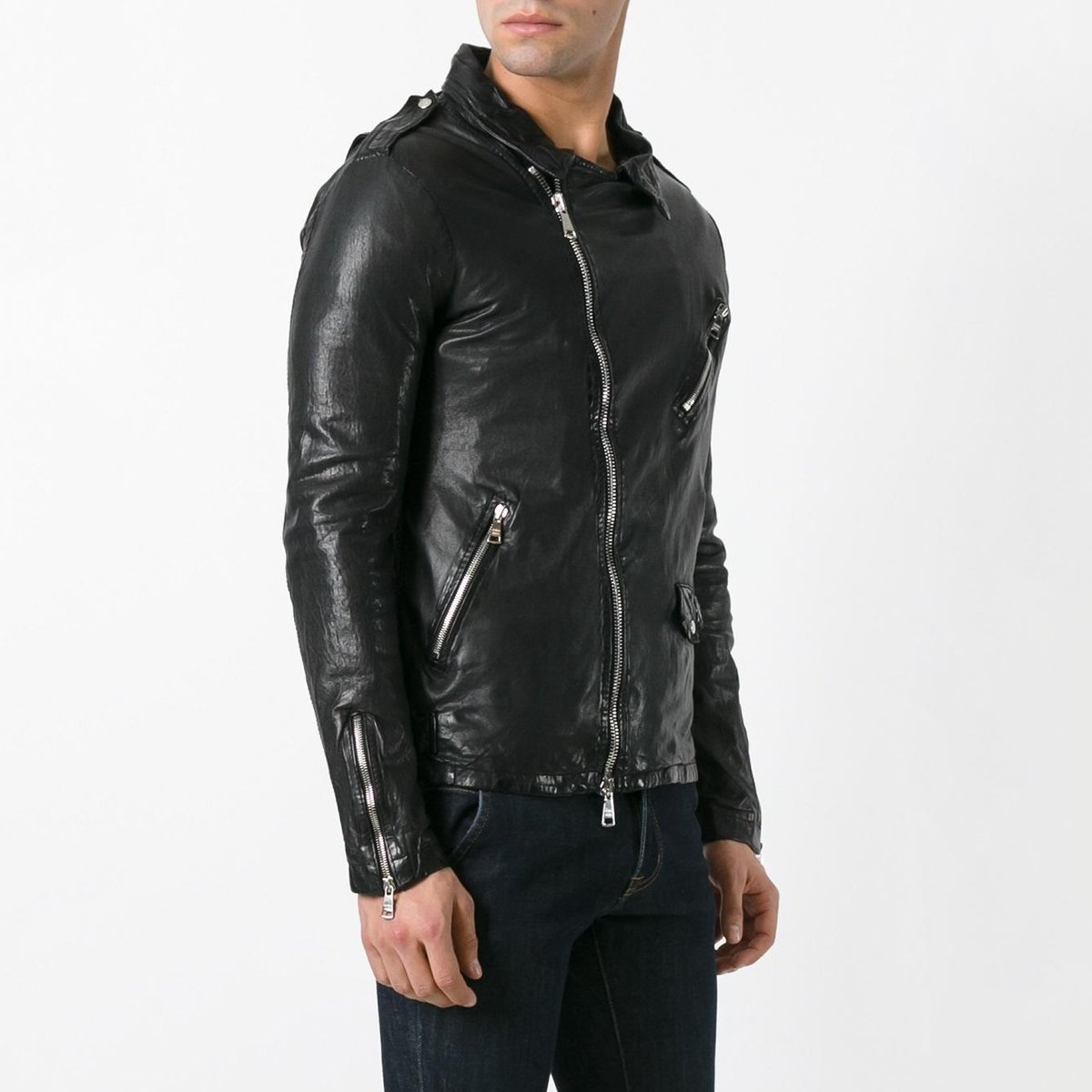giorgio brato black biker jacket 2.jpg