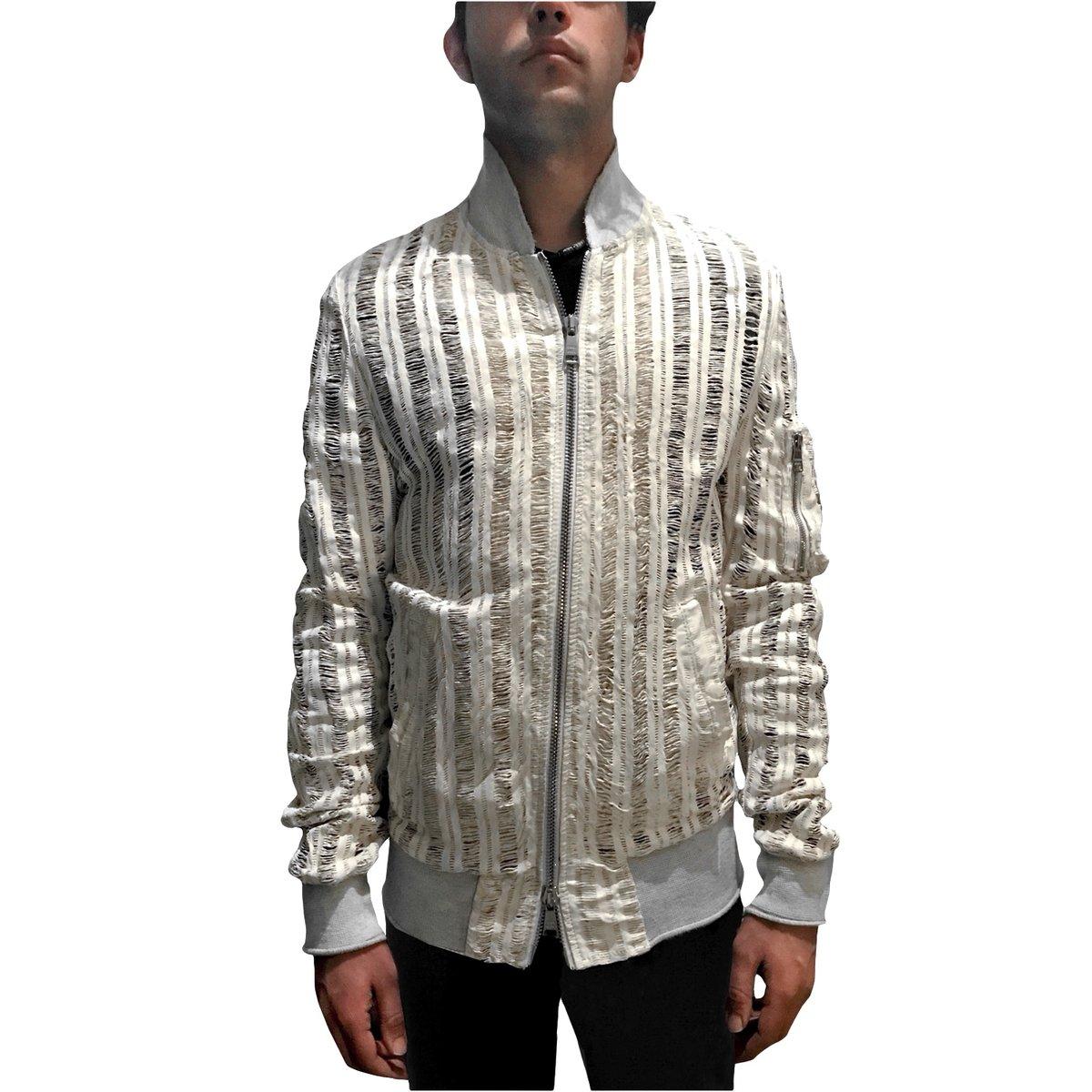giorgio brato white perforated leather bomber jacket fit .jpg