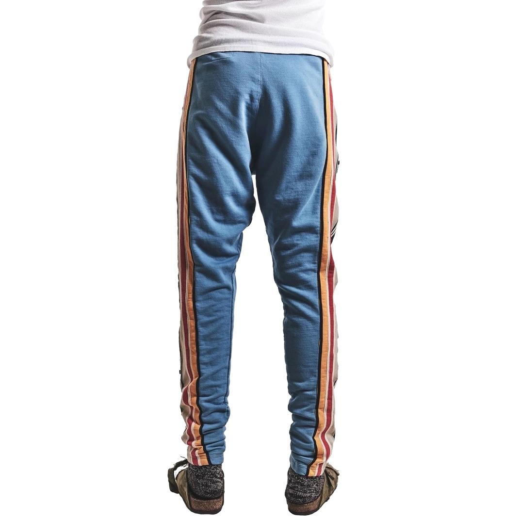 Greg Lauren Side Striped Drawstring Track Pants r.jpg