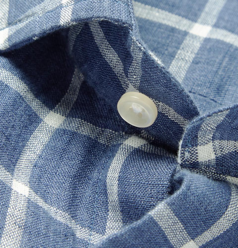 hackett-blue-checked-linen-shirt-product-3-273016645-normal.jpeg