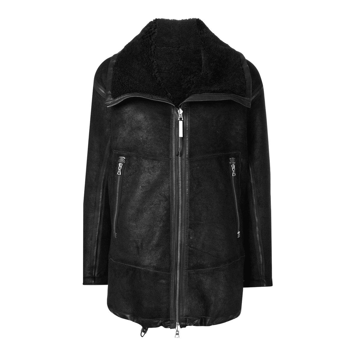 Isaac Sellam Exerpeince Reversible Shearling Jacket.jpg