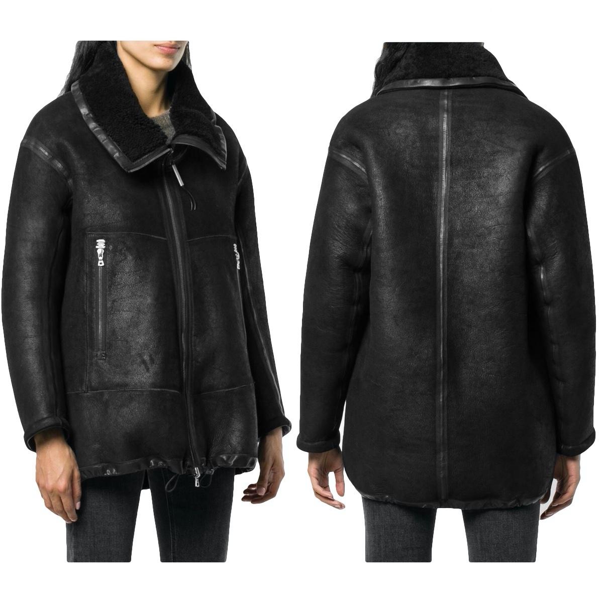 Isaac sellam reversible shearling jacket fit.jpg