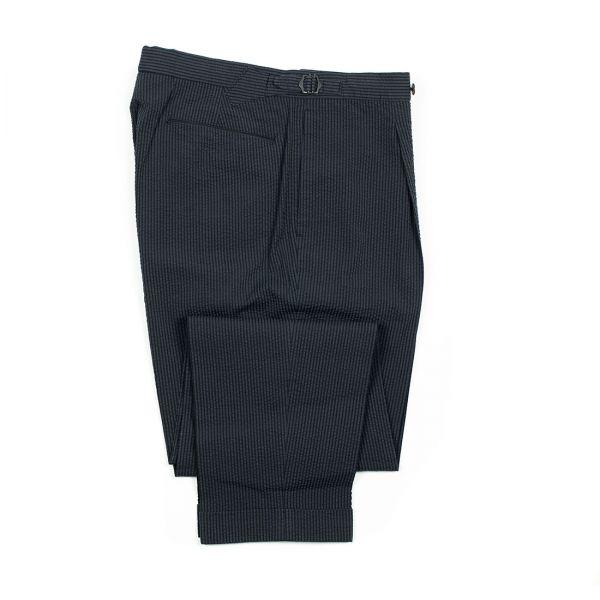 kaptain_sunshine_japan_spring_summer_2021_ss21_black_and_navy_seersucker_pleated_trousers_1_.jpg
