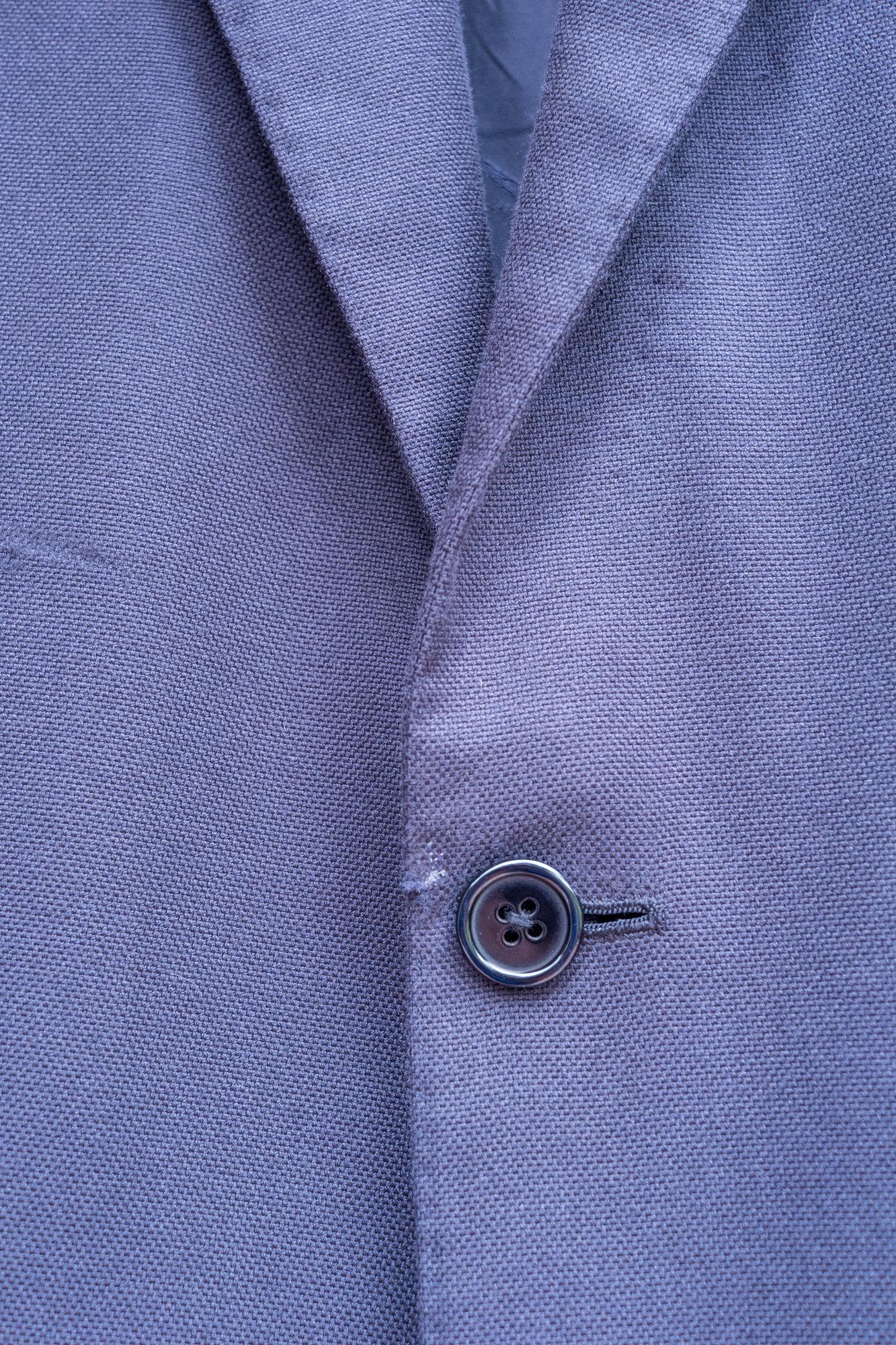 Kiton 52 R Cotton Blue Blazer-7.jpg