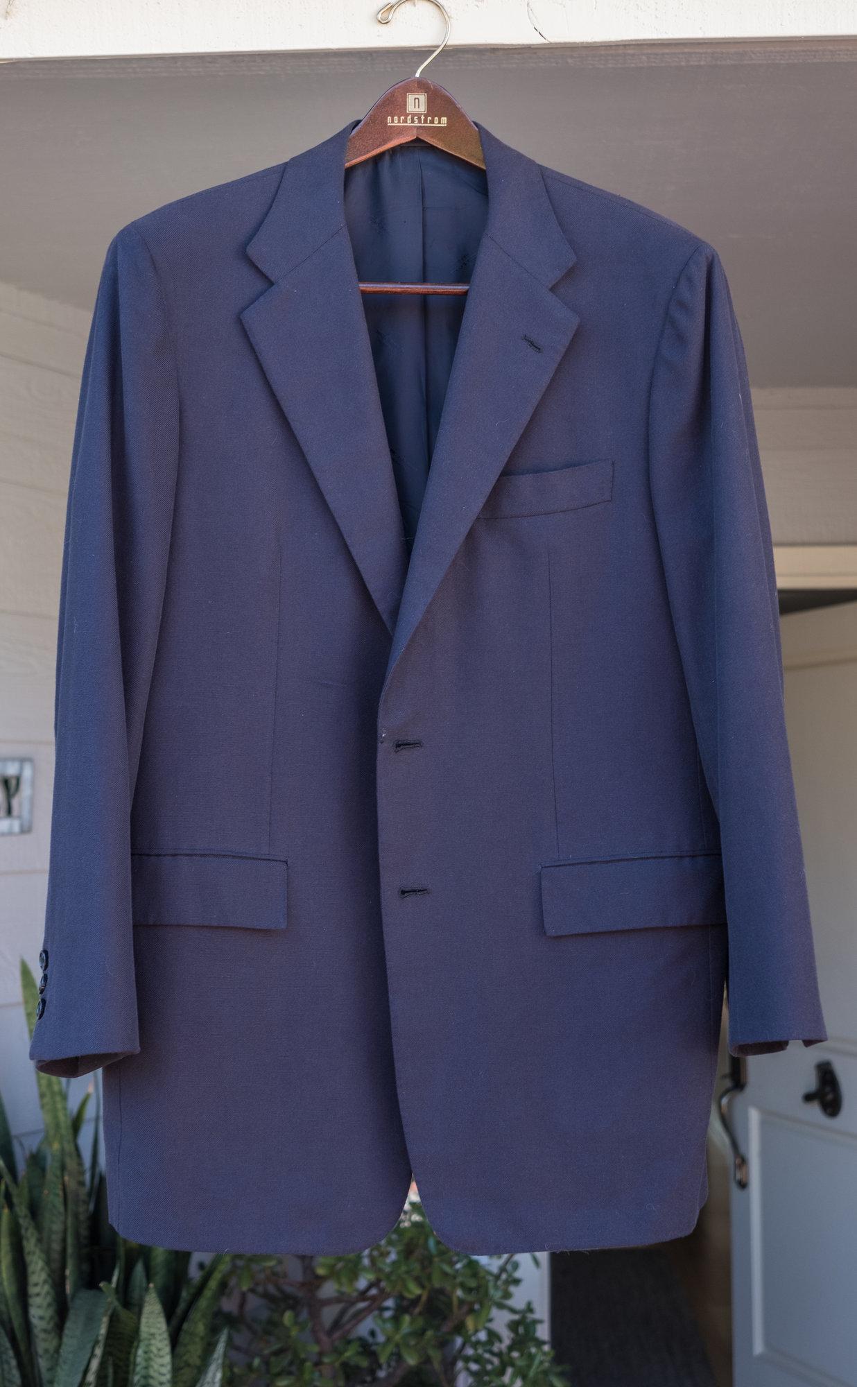 Kiton Cotton Blue Blazer in 54R (42R US size)-2.jpg