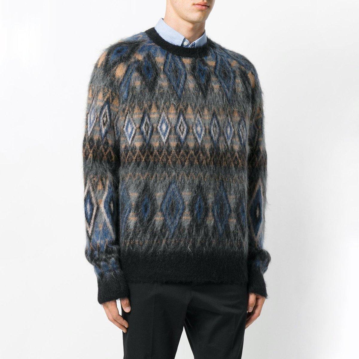 laneus mohair fair isle sweater f2.jpg