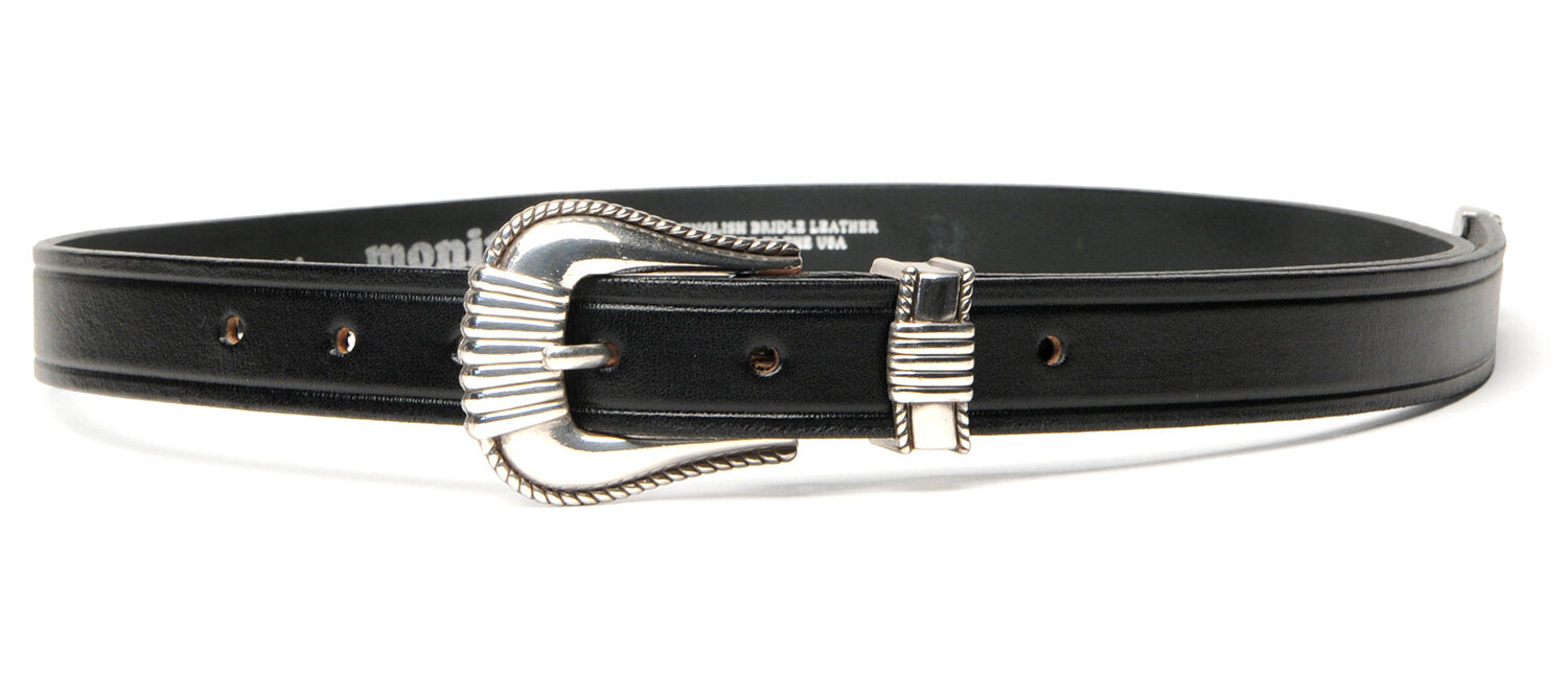 M26905-Extended-1inch-Creased-Belt-with-3-pc-Silver-Buckle-Set,-Black.png