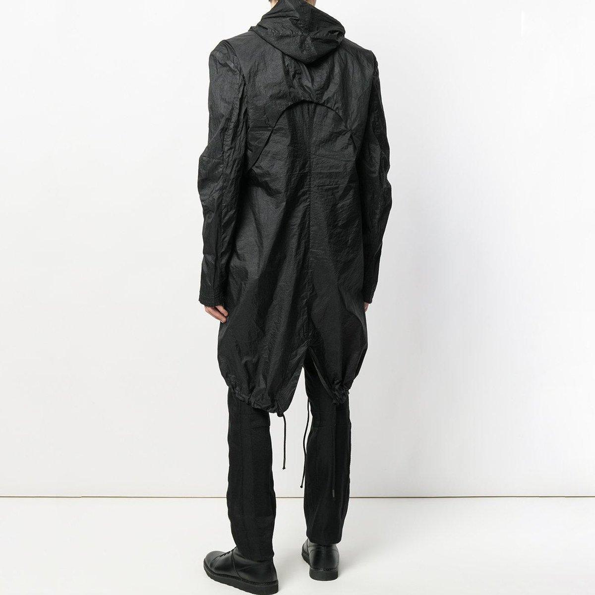 masnada-Black-Long-Drawstring-Coat (3).jpg
